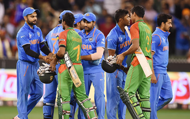 India vs Bangladesh Warm-Up Match live streaming