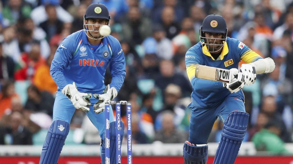 Team india sri lanka tour