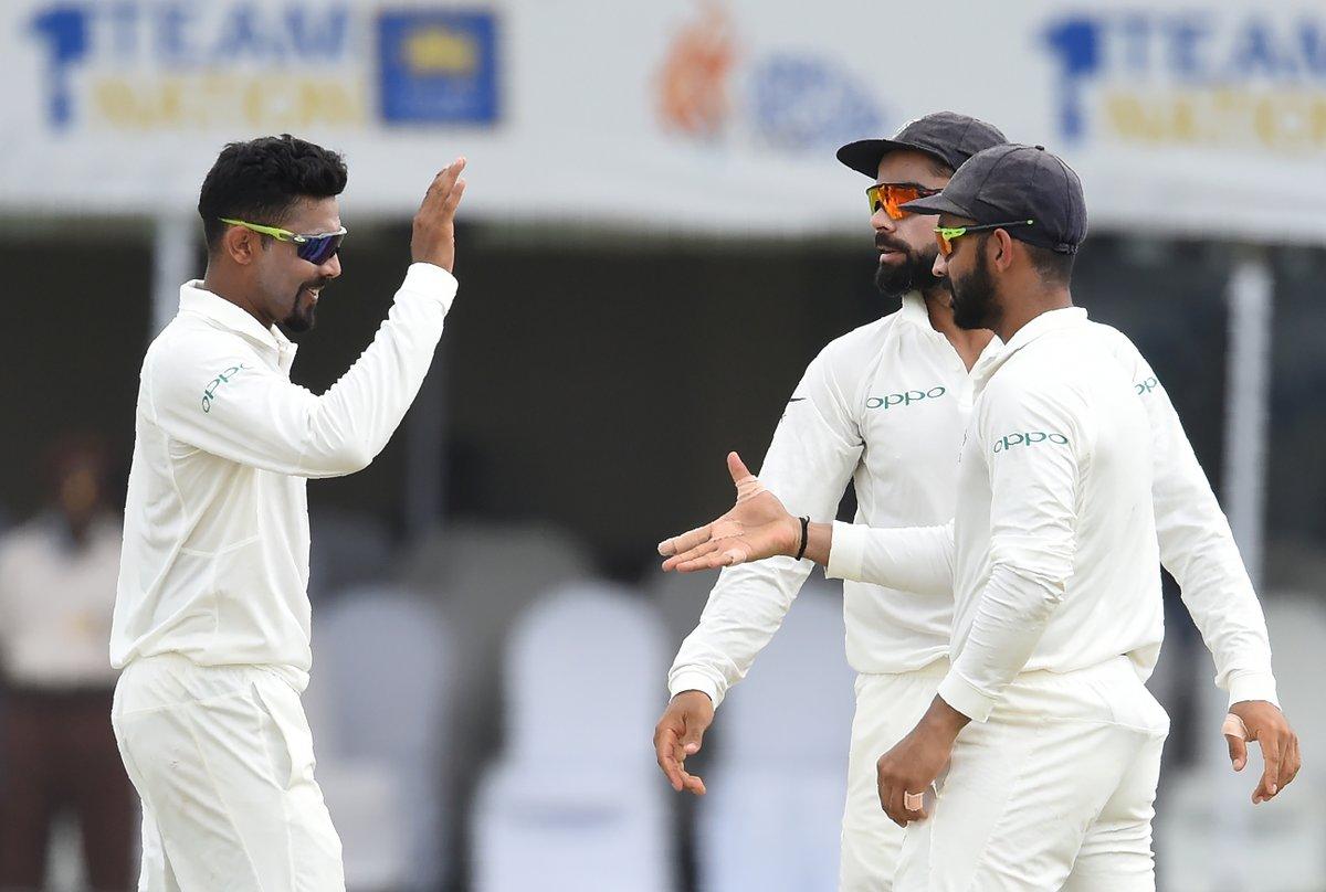 india sl test