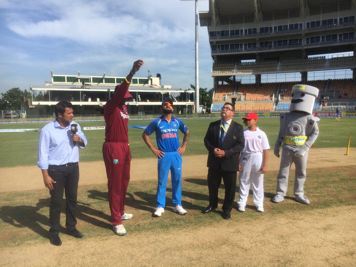 india win toss at lasst