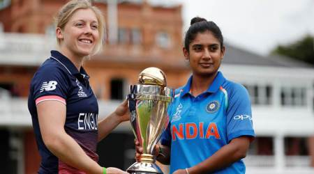 Women's Cricket World Cup Final Preview – England & India Nets & Press Conference